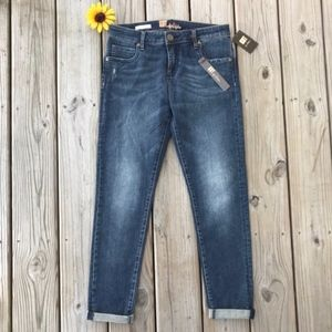 Kut from the Kloth Boyfriend Jeans NEW